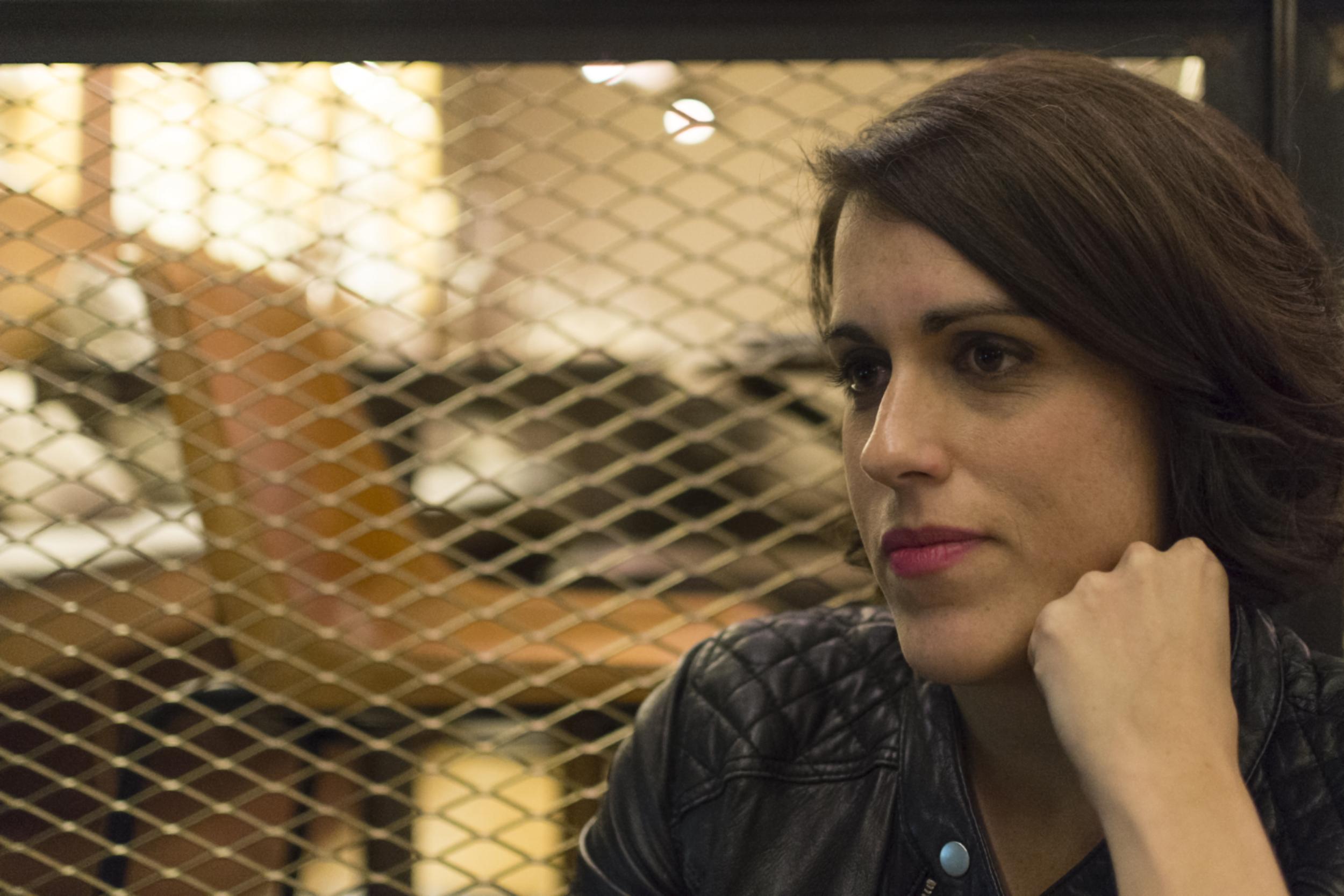 Laura Baena, publicista de 34 años y fundadora del movimiento Malas Madres / Fotografía: Daniel Rodríguez.