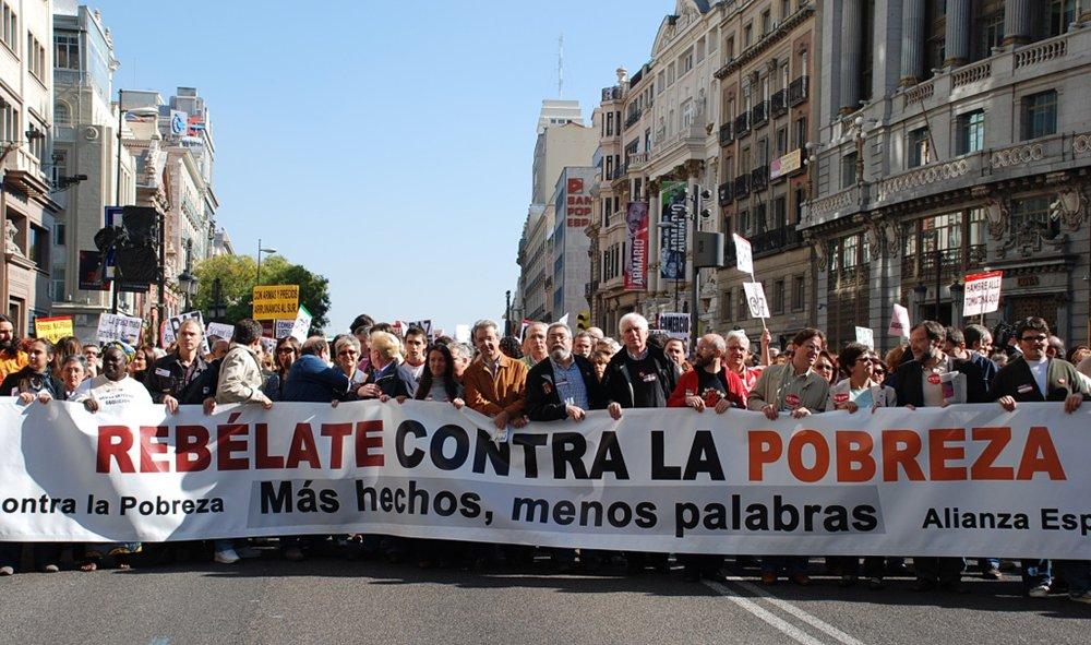 Lucha contra la pobreza infantil en España