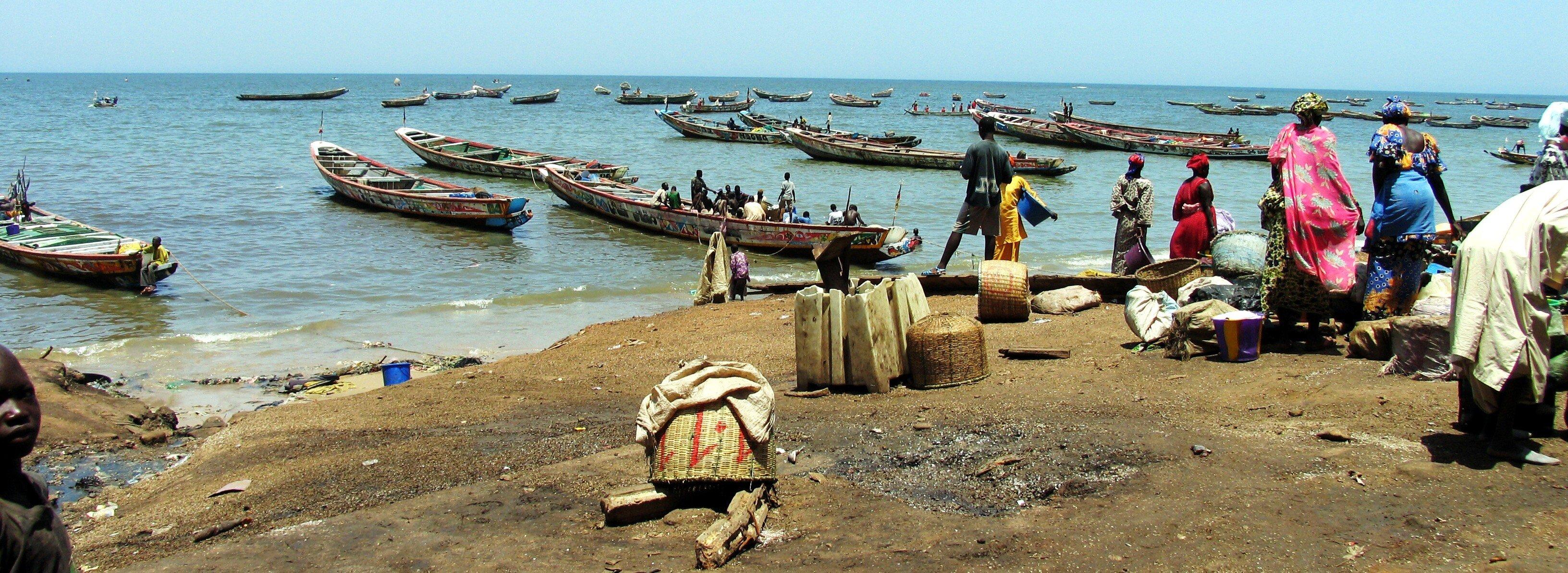 Informe recursos África