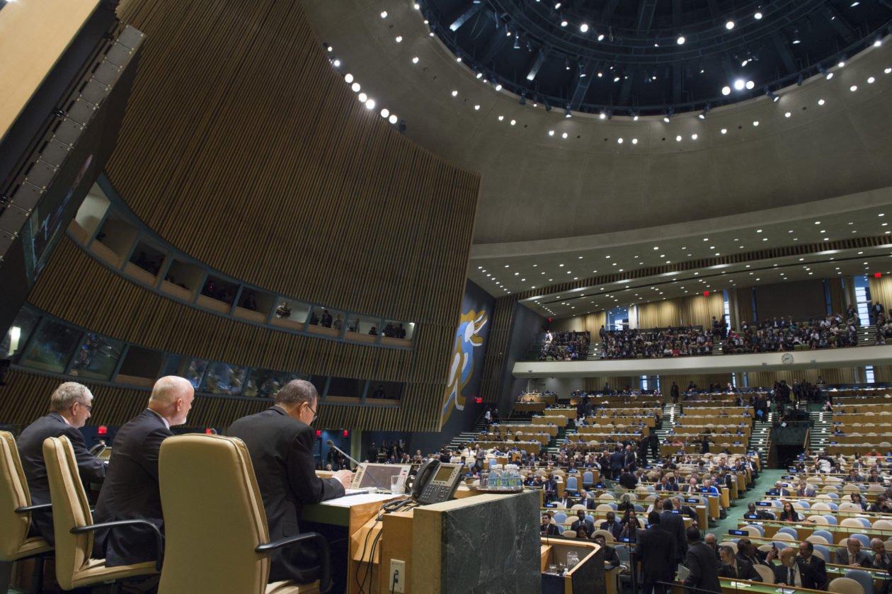 Cumbre Onu sobre migrantes y refugiados