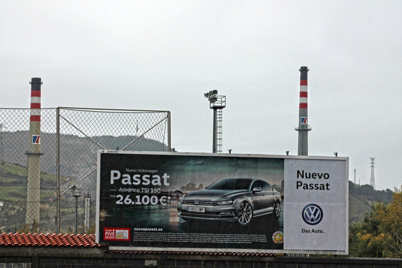 Muskiz es a Petronor lo que Wolfsburgo es a Volkswagen. Foto / E.C.