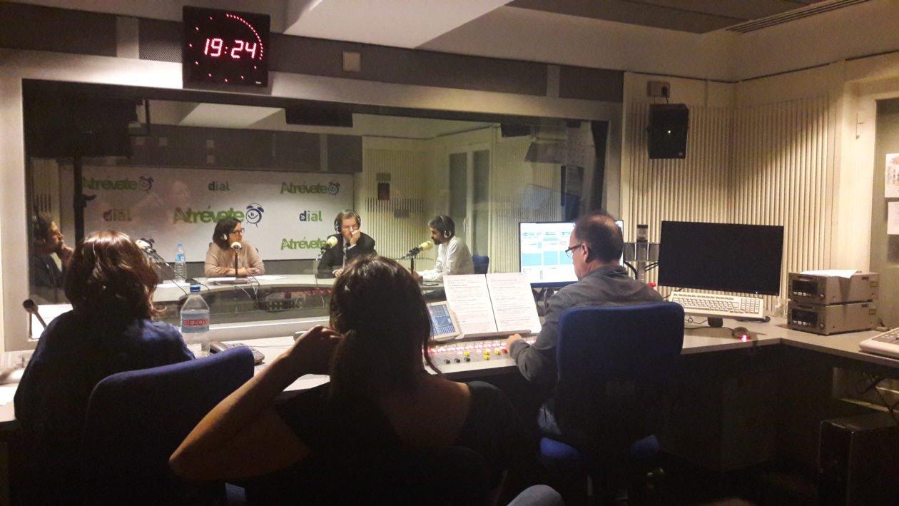 Debate en la radio entre diferentes izquierdas. / Hora25 / Cadena Ser