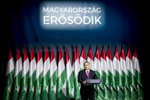 Viktor Orbán, primer ministro húngaro, es uno de los mandatarios europeos con principios decididamente xenófobos.