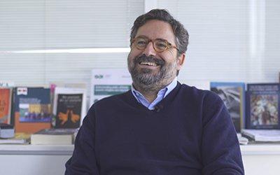 Gonzalo Fanjul, emprendedor social Ashoka 2018