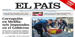 Las investigaciones de porCausa sobre ciudades fronterizas como Ceuta y Melilla nos llevan a trabajar con el diario El País. Apóyanos.
