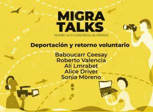 Migra Talks vídeo 1